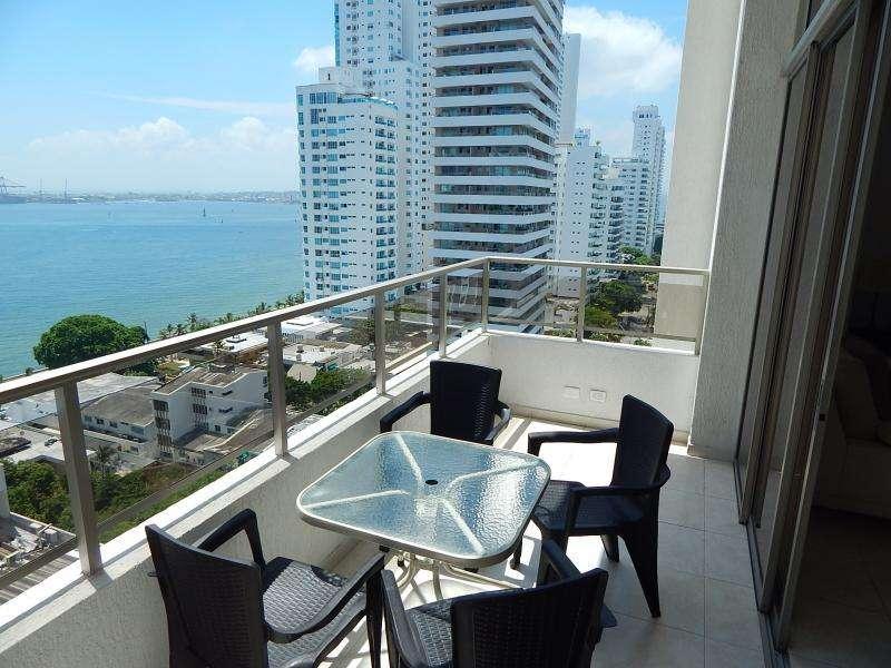 <strong>apartamento</strong> En Arriendo En Cartagena Castillogrande Cod. ABARE80544