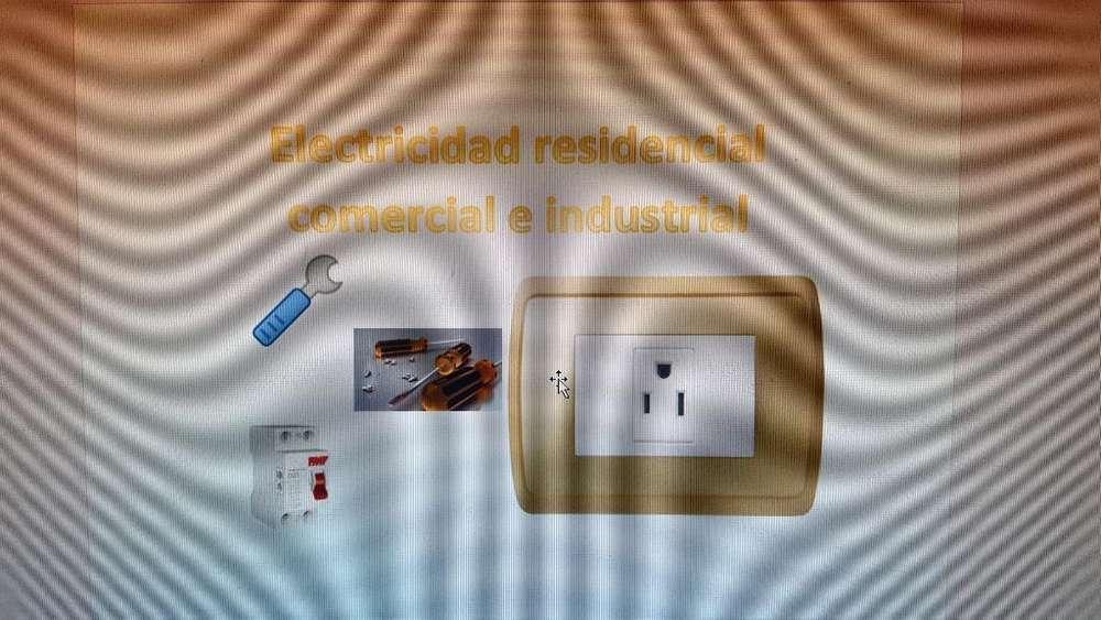 Electricista Certificado Conte