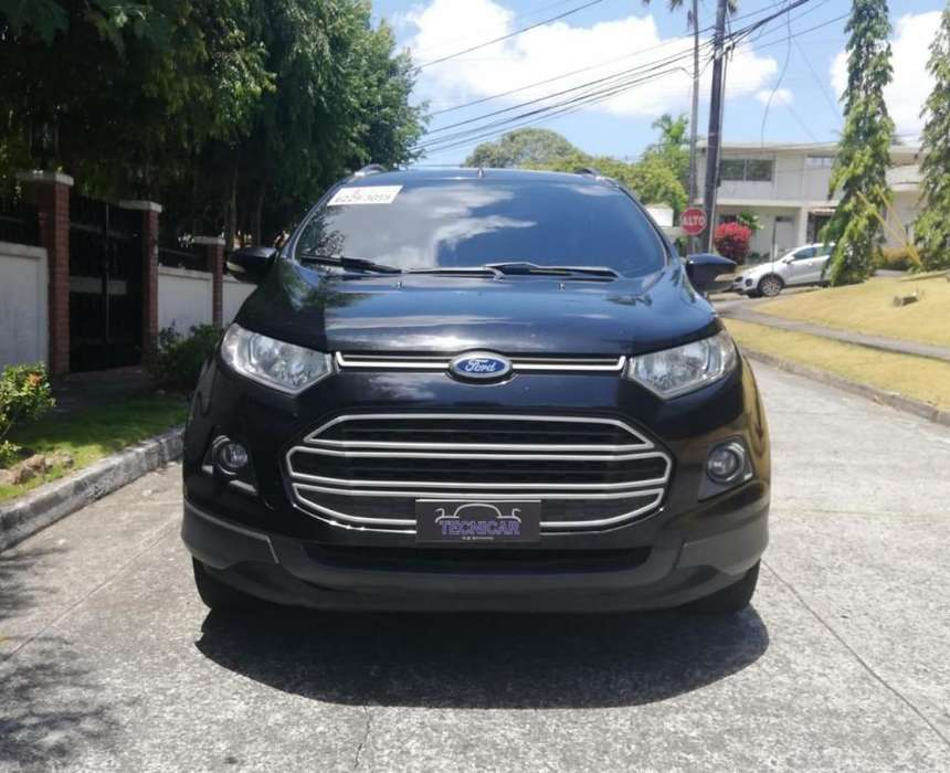 Ford Eco Sport 2014 - 114800 km