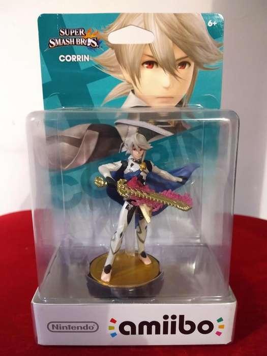 Amiibo Corrin Player 1 Smash