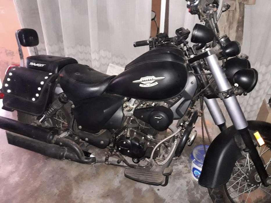 Davest Custom 250cc