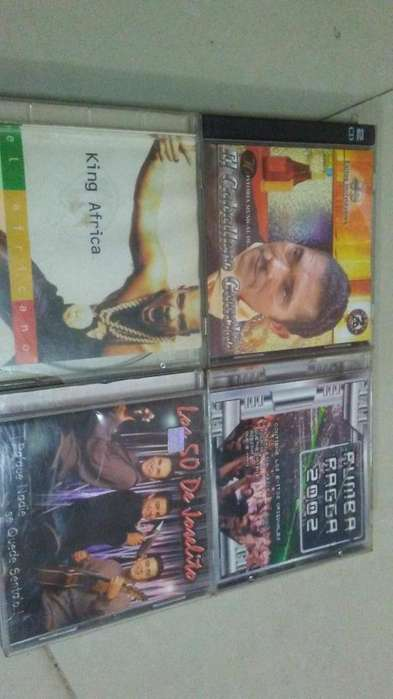 Vendo Cds Orijinales de Musica