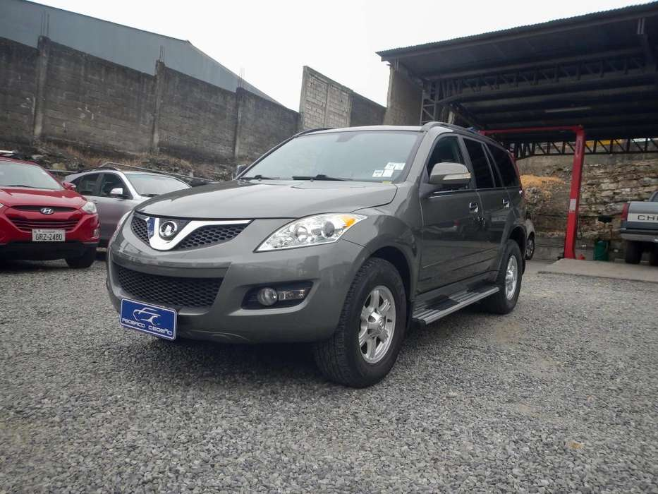 Great Wall H5 2016 - 35800 km