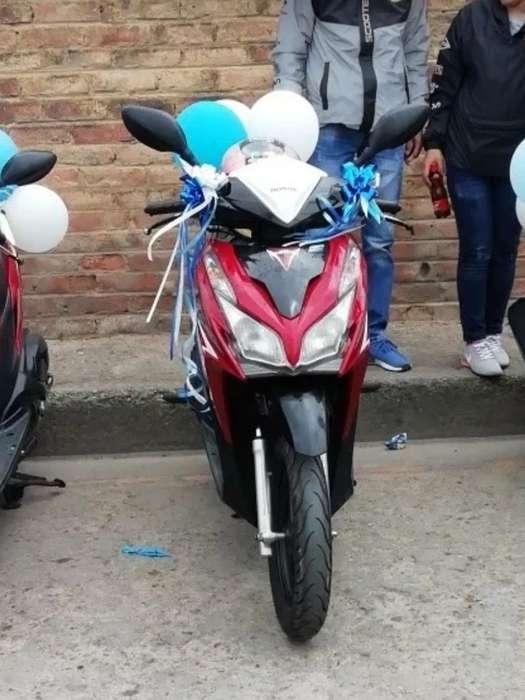 Honda Click 125i Fi