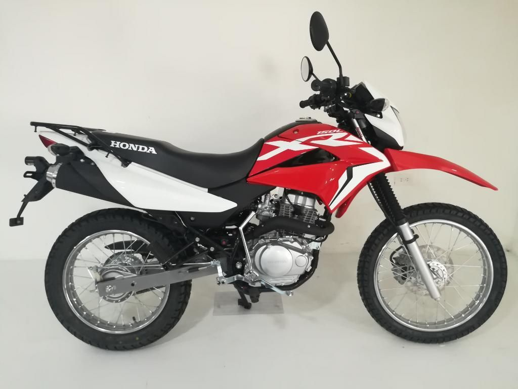 Honda Xr 150l Modelo 2020 Financiacion Medellin