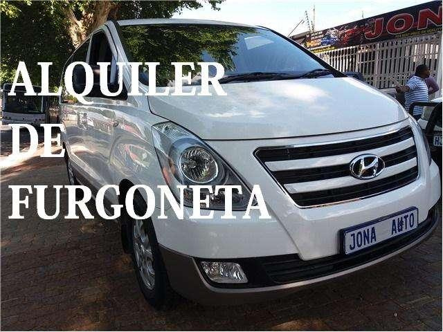 ALQUILER DE FURGONETAS 0968100475