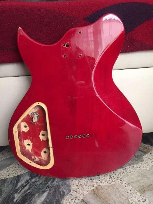 Cuerpo de guitarra eléctrica para repuesto