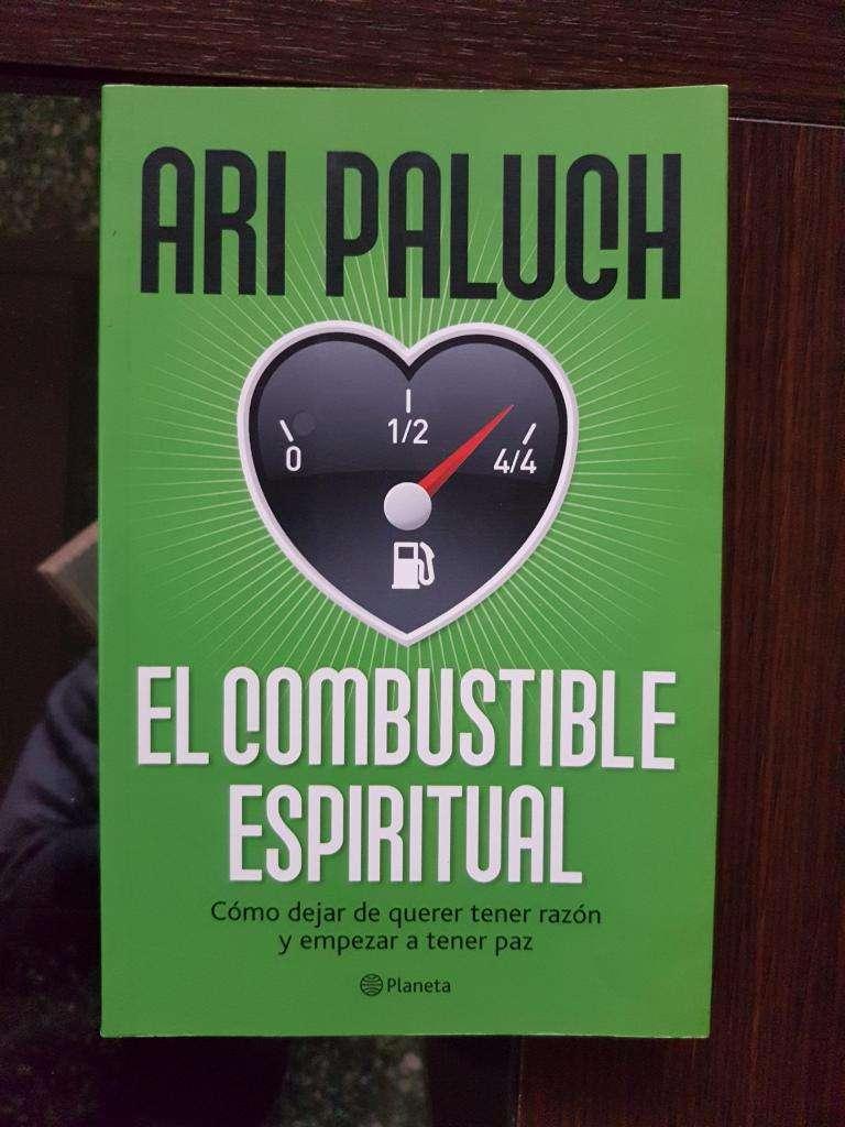 "LIBRO  """"EL COMBUSTIBLE ESPIRITUAL"""