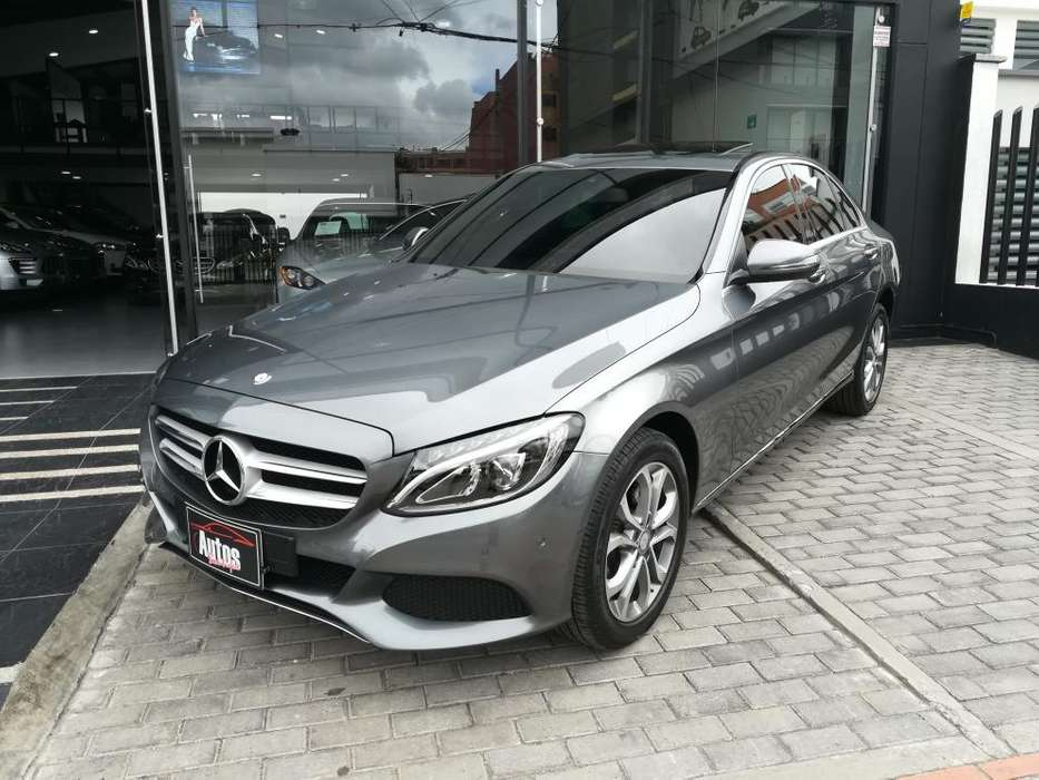 <strong>mercedes</strong>-Benz Clase C 2017 - 28973 km