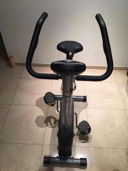 Bicicleta Fija Hudora