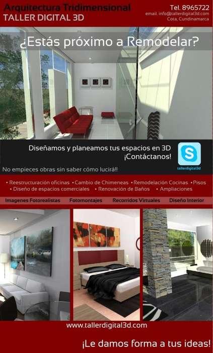 Diseño 3D Diseño Interior