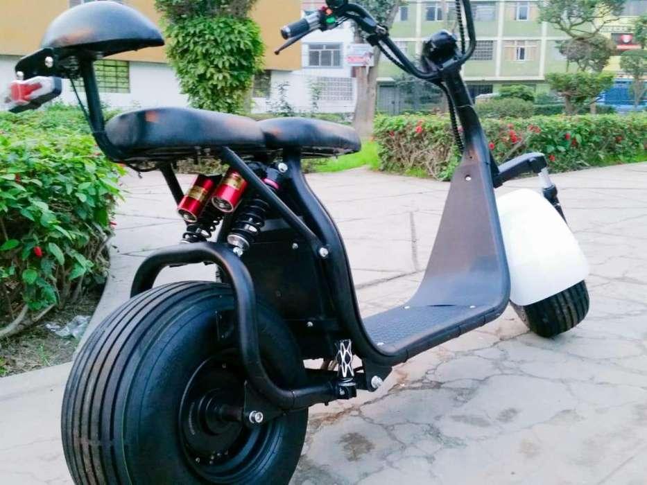 moto (scooter) eléctrico - motor 2000W