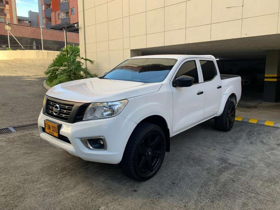 Nissan Frontier 2019 - 6000 km