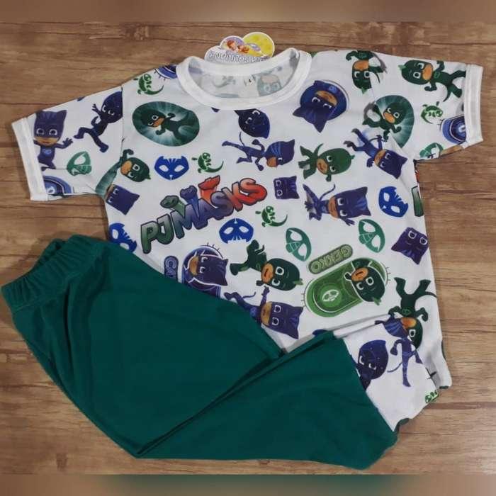 Hermosas Pijamas para Niño