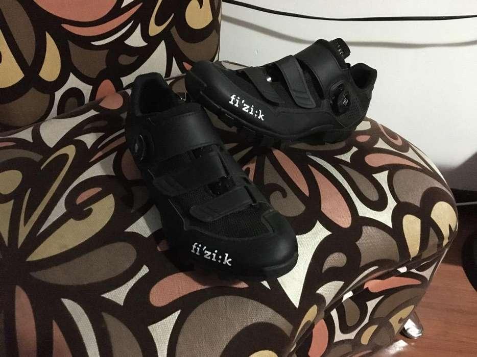 Zapatillas Bicicleta Mtb