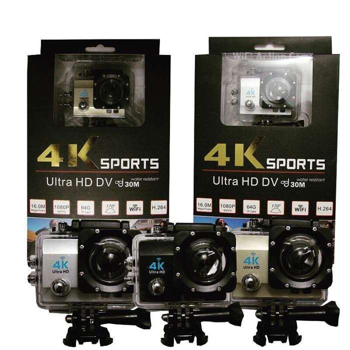 Camara 4k Ultra Hd Sport Wifi
