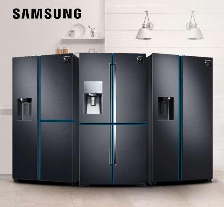 Reparación de Neveras Lavadoras Samsung