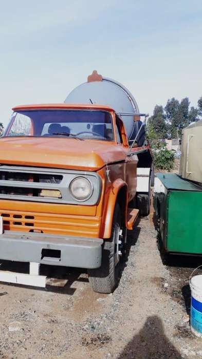vendo o permuto camion dodge 800