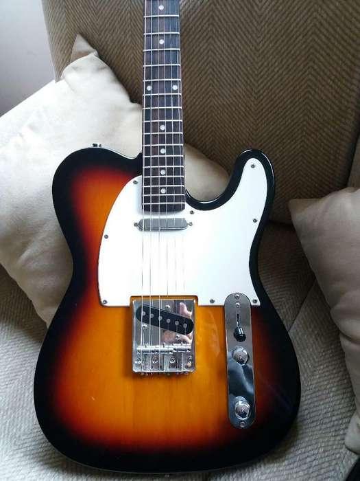 Guitarra Electrica Suzuki Telecaster STL2