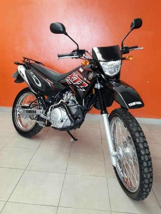 Yamaha Xtz 125/2019 Rcbo Tarjeta Y <strong>moto</strong>s