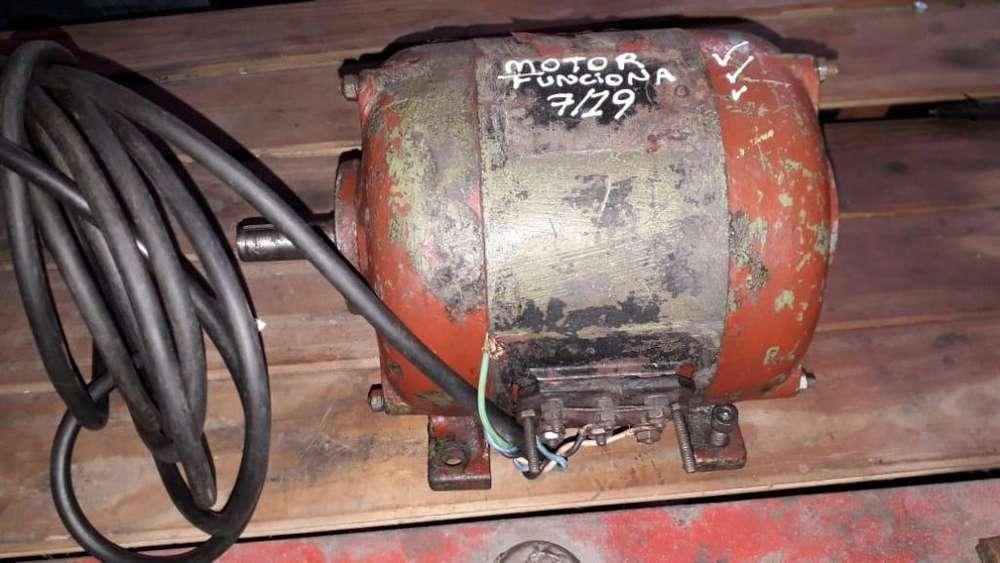 motor trifasico 4 hp