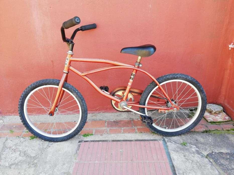 Bicicleta Playera R20 Bicisnachorestauraciones