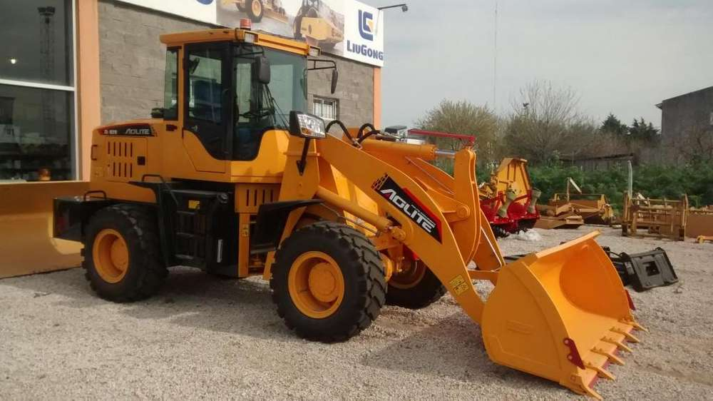Pala cargadora AOLITE ZL929 1m3 115hp Turbo 5560kg