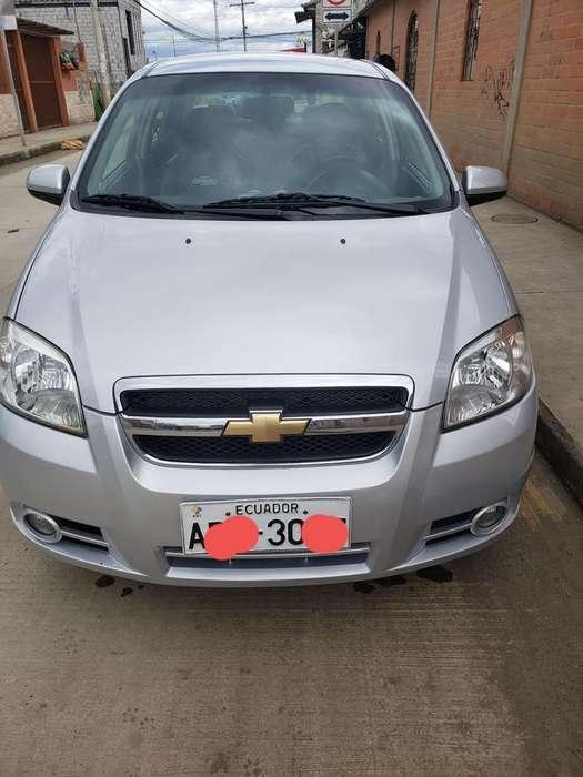 Chevrolet Aveo 2012 - 140000 km