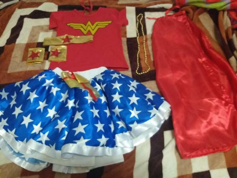 Se Vende Disfraz Mujer Maravilla