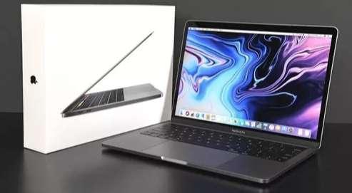Macbook Pro 2018 13.3 Pulgadas Touch Bar Intel Core I5 256 Gb Gr