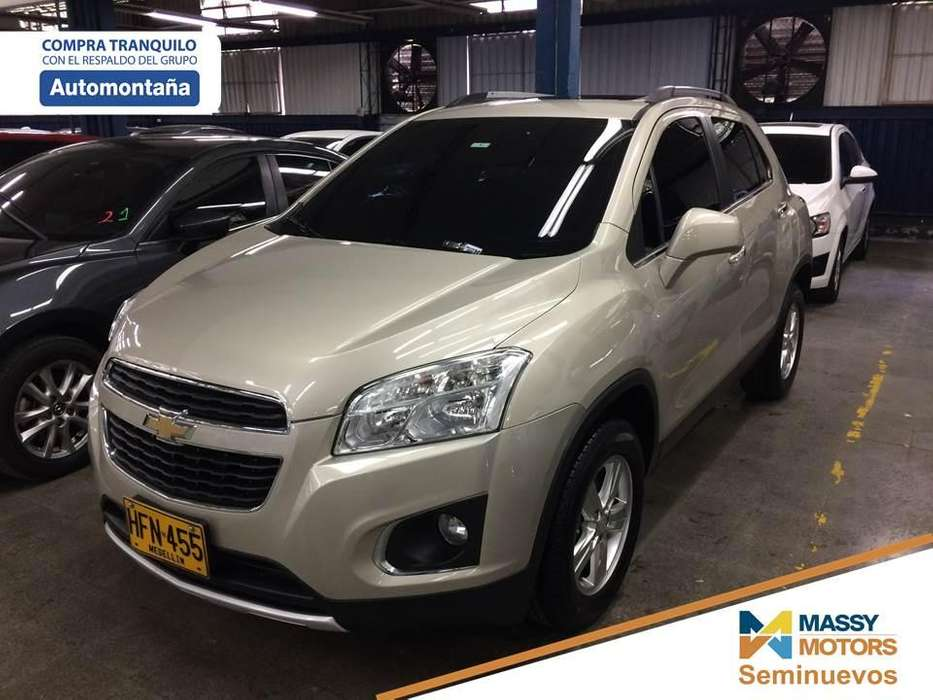 Chevrolet Tracker 2014 - 58000 km