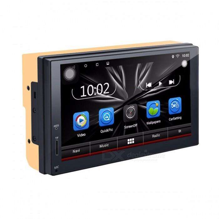 "AUTORADIO ANDROID Full HD de 7"" WiFi/GPS/Incluye Camara de Retroceso"