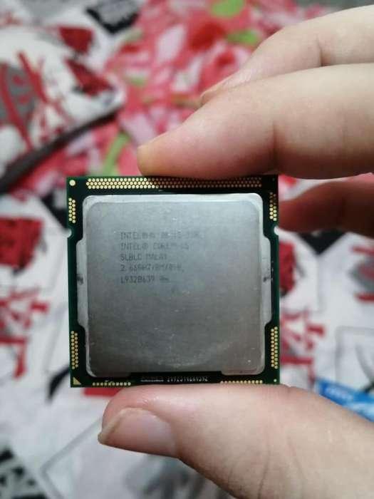 Procesador Intel i5 750 1ra generación