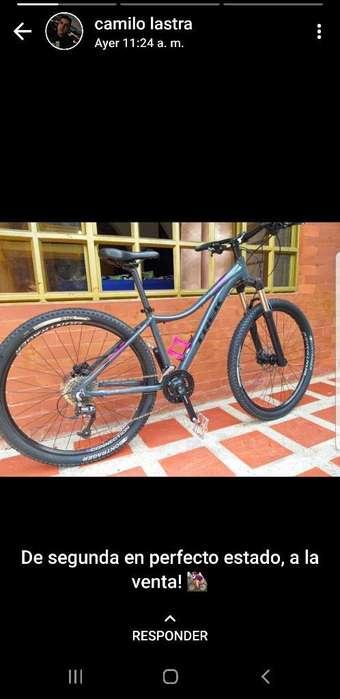 Bicicleta Trek Sky-s Mujer