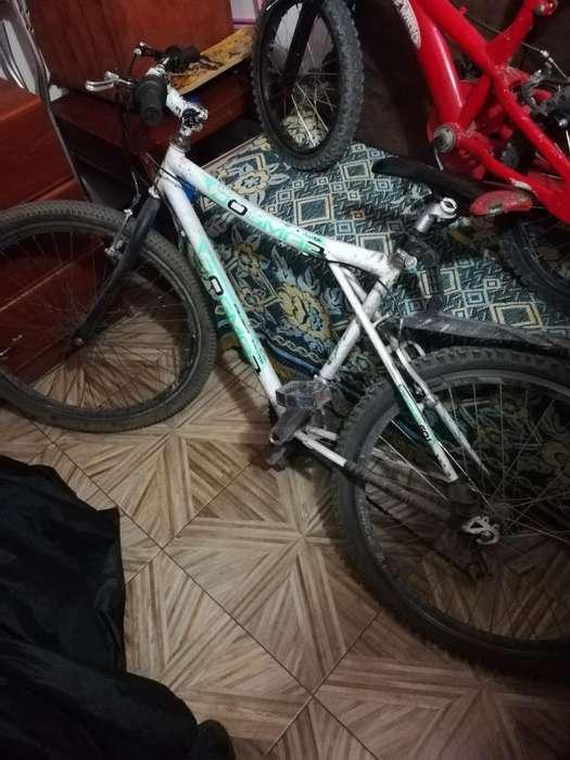 Bicicletas La Blanca Es Rin 26