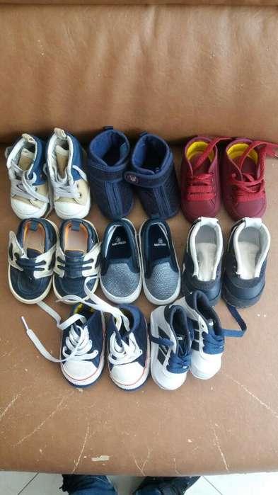 Zapatos Como Nuevos para Bebe