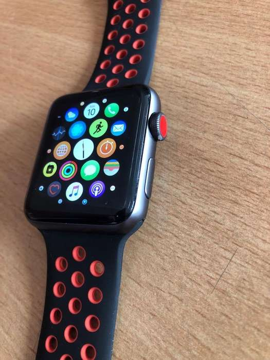 Applewatch Serie 3 42Mm (GpsCelular)