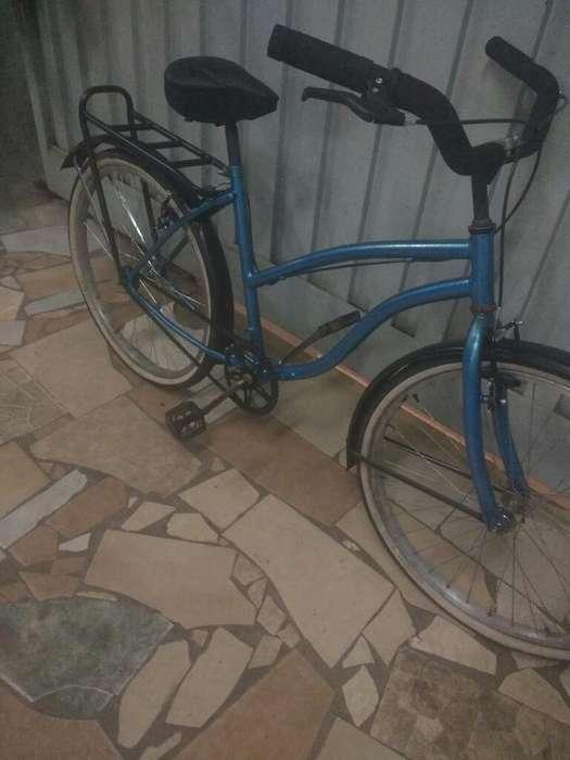 Bicicleta de Dama Rodado 26