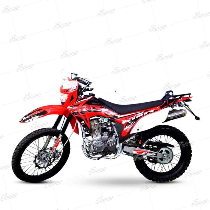Motocicleta Motor 1 M1R250 5v