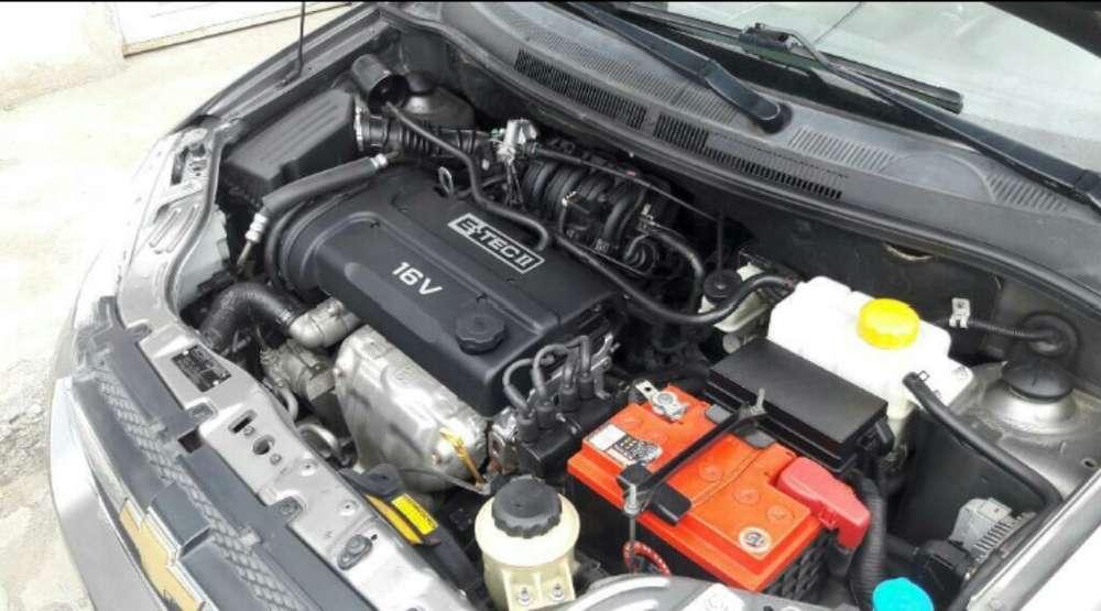 Chevrolet Aveo 2012 - 135500 km
