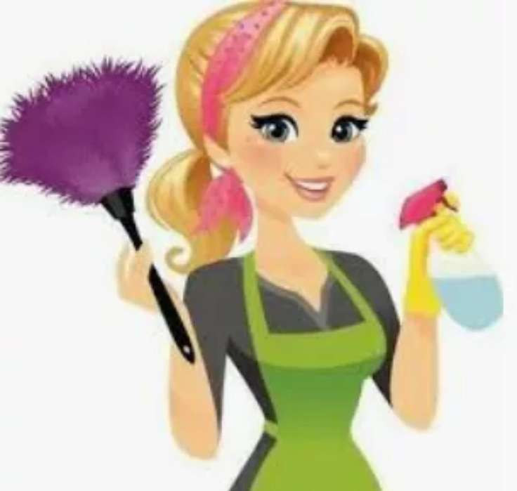 Busco Trabajo de Emplada Domestica