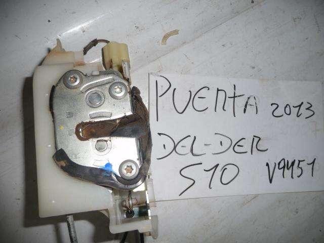 CERADURA CHEVROLET S10 2013 PUERTA DELANTERA DERECHA