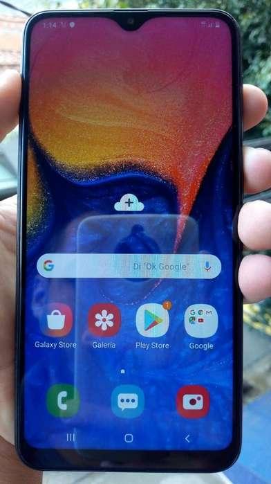 Samsung Galaxy A10 32gb Como Nuevo
