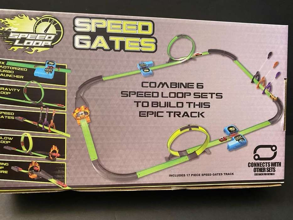 Speed Gates Pista de Carros