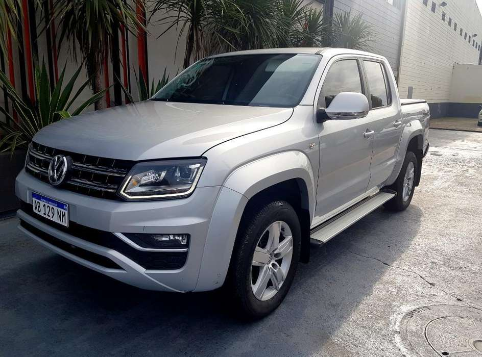 <strong>volkswagen</strong> Amarok 2017 - 65000 km