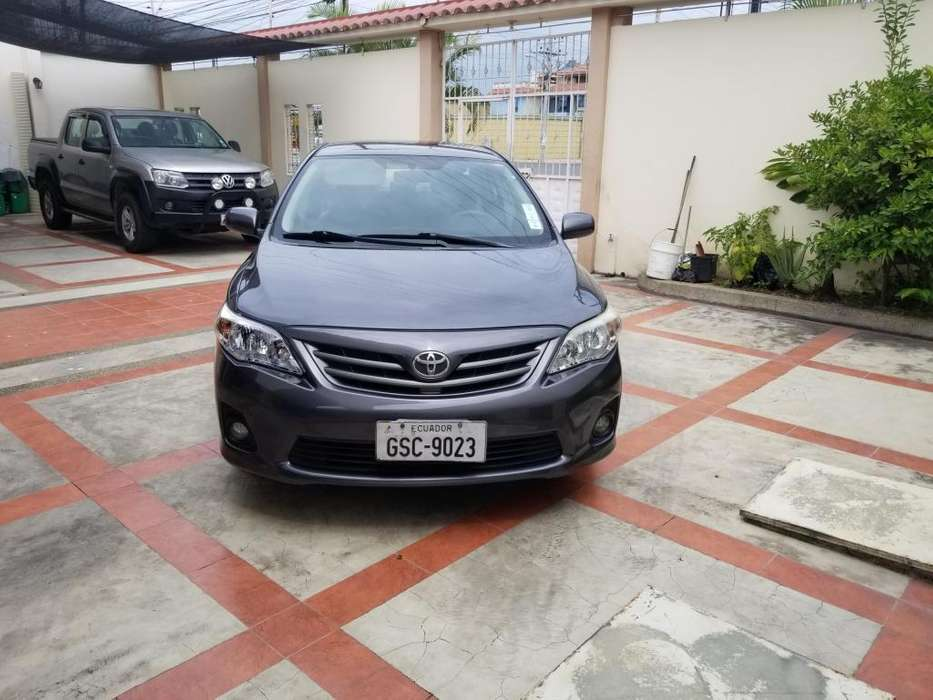 Toyota Corolla 2012 - 125000 km