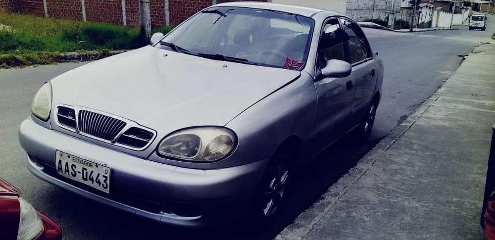 Daewoo Lanos 2002 - 1111 km