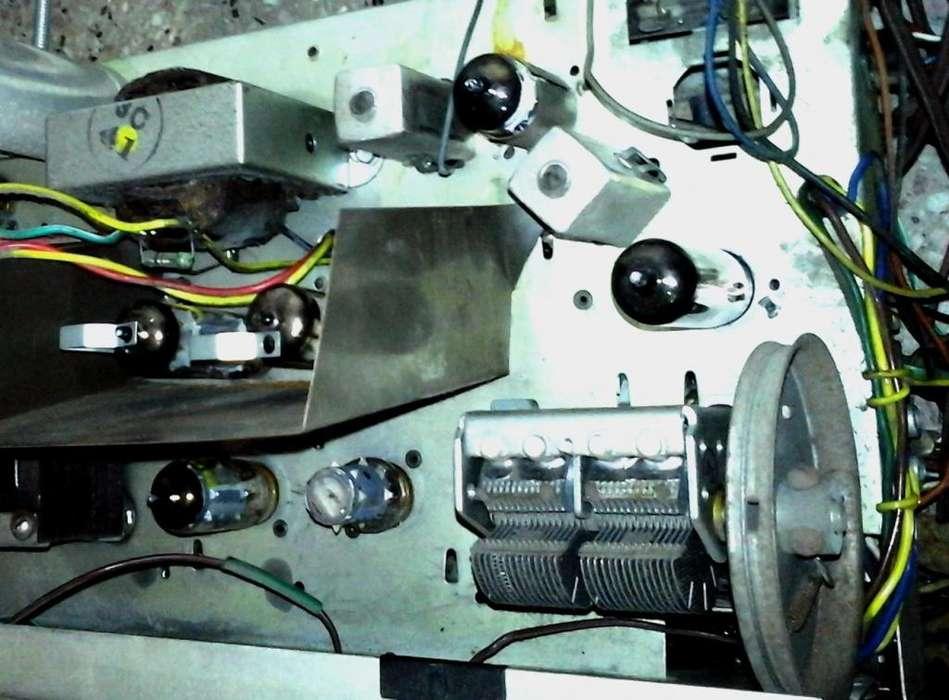 Amplificador Valvular NO FUNCIONA Equipo de audio.
