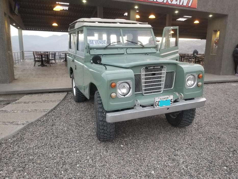 Land <strong>rover</strong> Defender 1972 - 100000 km