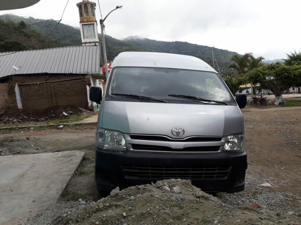Toyota Hiace 5l Full 2013
